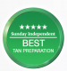 Sunday Independent Best Tan Preparation