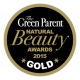 The Green Parent National Beauty Awards 2015 Gold