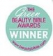 Green Beauty Bible winner