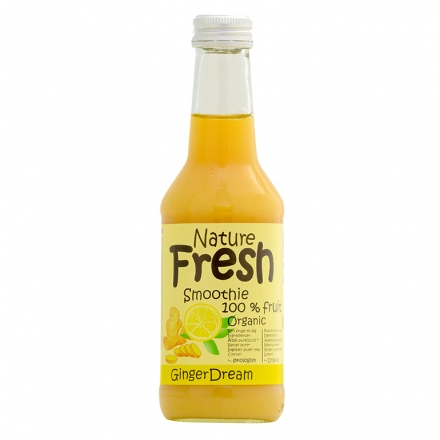 Nature Fresh organikus smoothie - Gyömbér