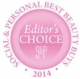 Social & Personal Best Beauty Award 2014