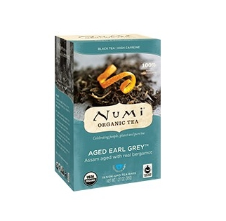 Érett bio Earl Grey tea