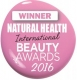 Natural Health International Beauty Awards 2016
